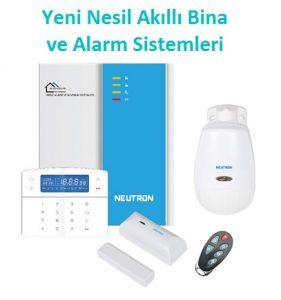 akıllı alarm sistemleri